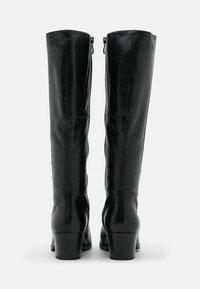Caprice - Vysoká obuv - black - 3