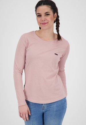LEA - Long sleeved top - lavender