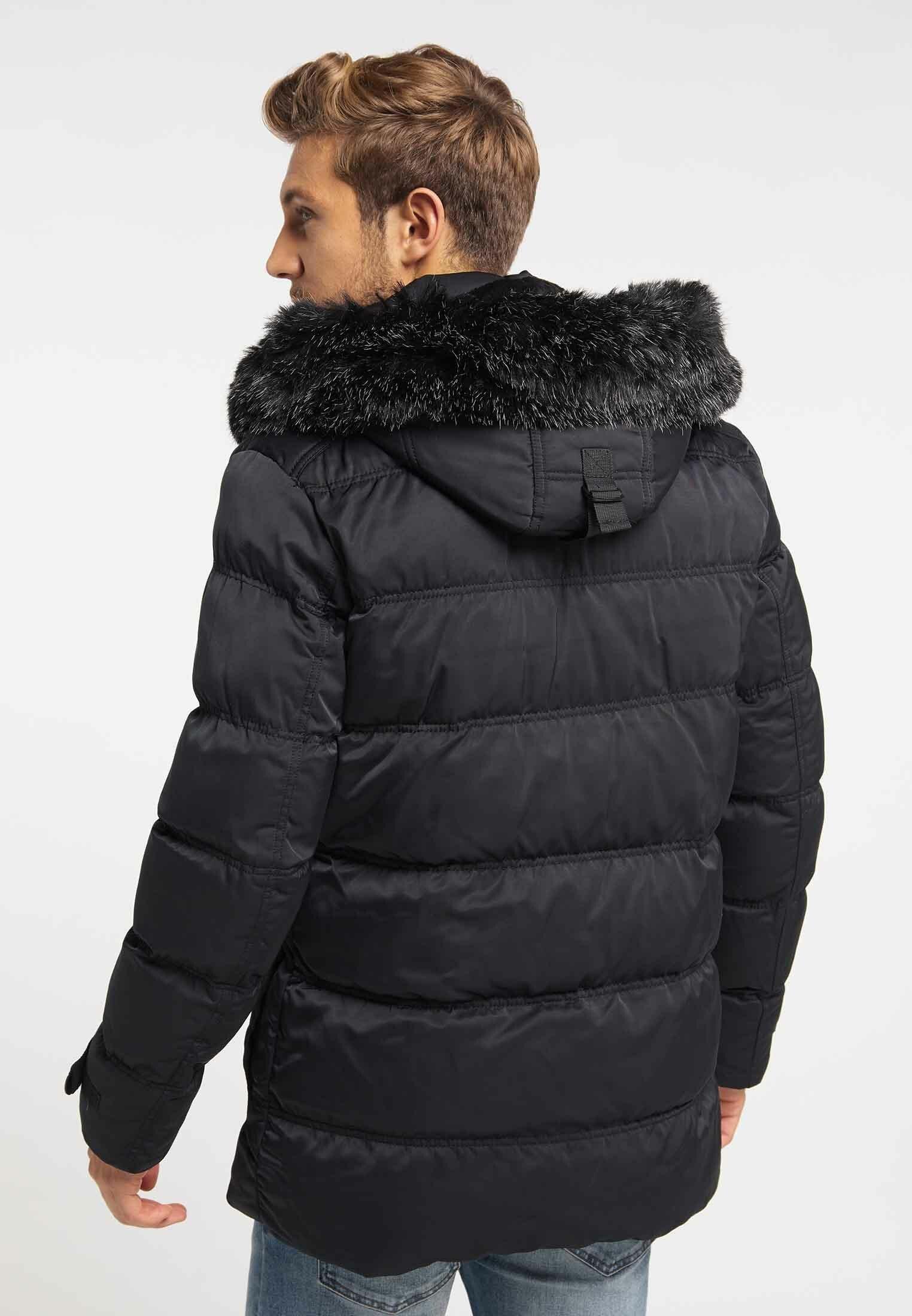 Mo Veste d'hiver - black