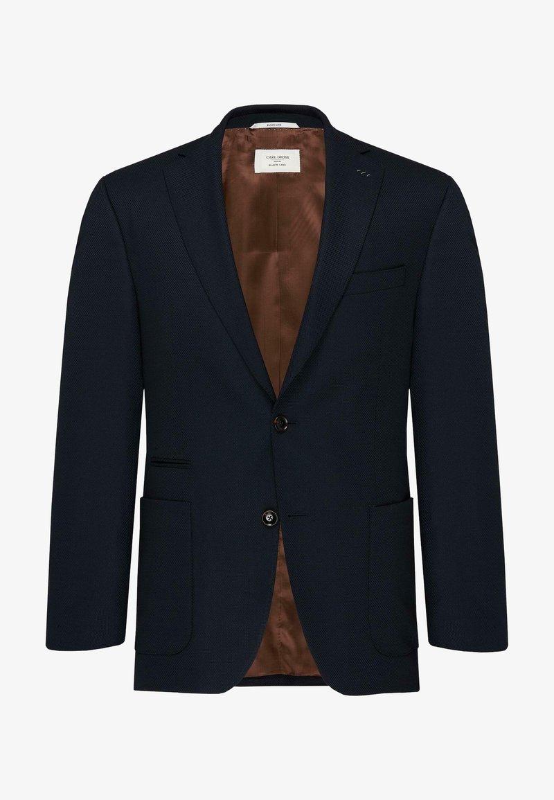 Carl Gross - Suit jacket - dunkelblau