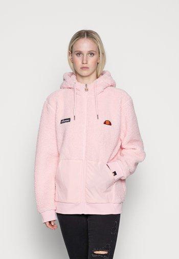 AVO - Zip-up sweatshirt - light pink