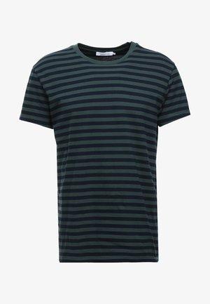 PATRICK - Print T-shirt - dark spruce blue