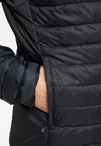 Haglöfs - SPIRE MIMIC HOOD  - Winter jacket - true black - 3