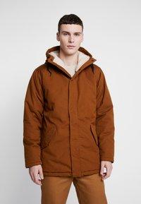 Levi's® - THERMORE PADDED - Lehká bunda - beige - 0