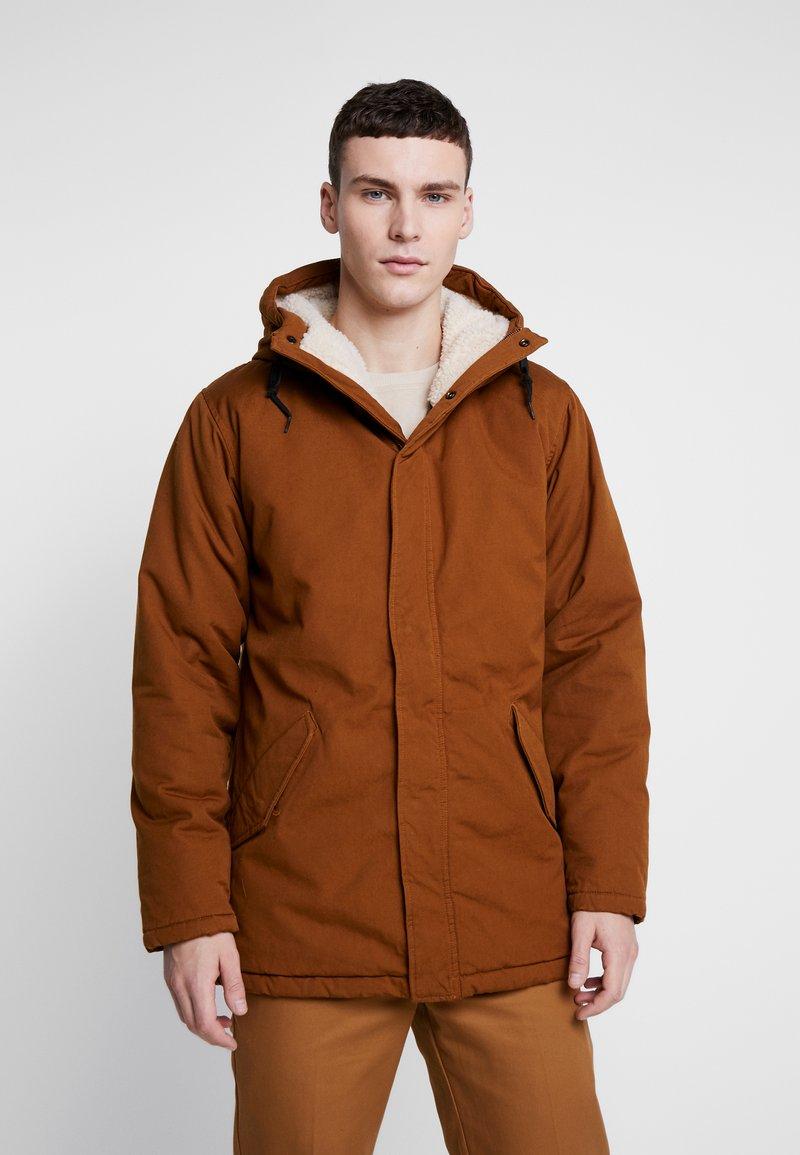 Levi's® - THERMORE PADDED - Lehká bunda - beige