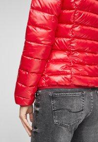 Q/S designed by - MIT KAPUZE - Winter jacket - red - 6