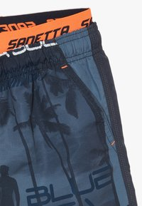 Sanetta - SWIM TRUNKS  - Swimming shorts - ombre blue - 2