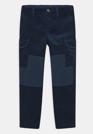 KELKKA UNISEX - Outdoorové kalhoty - navy