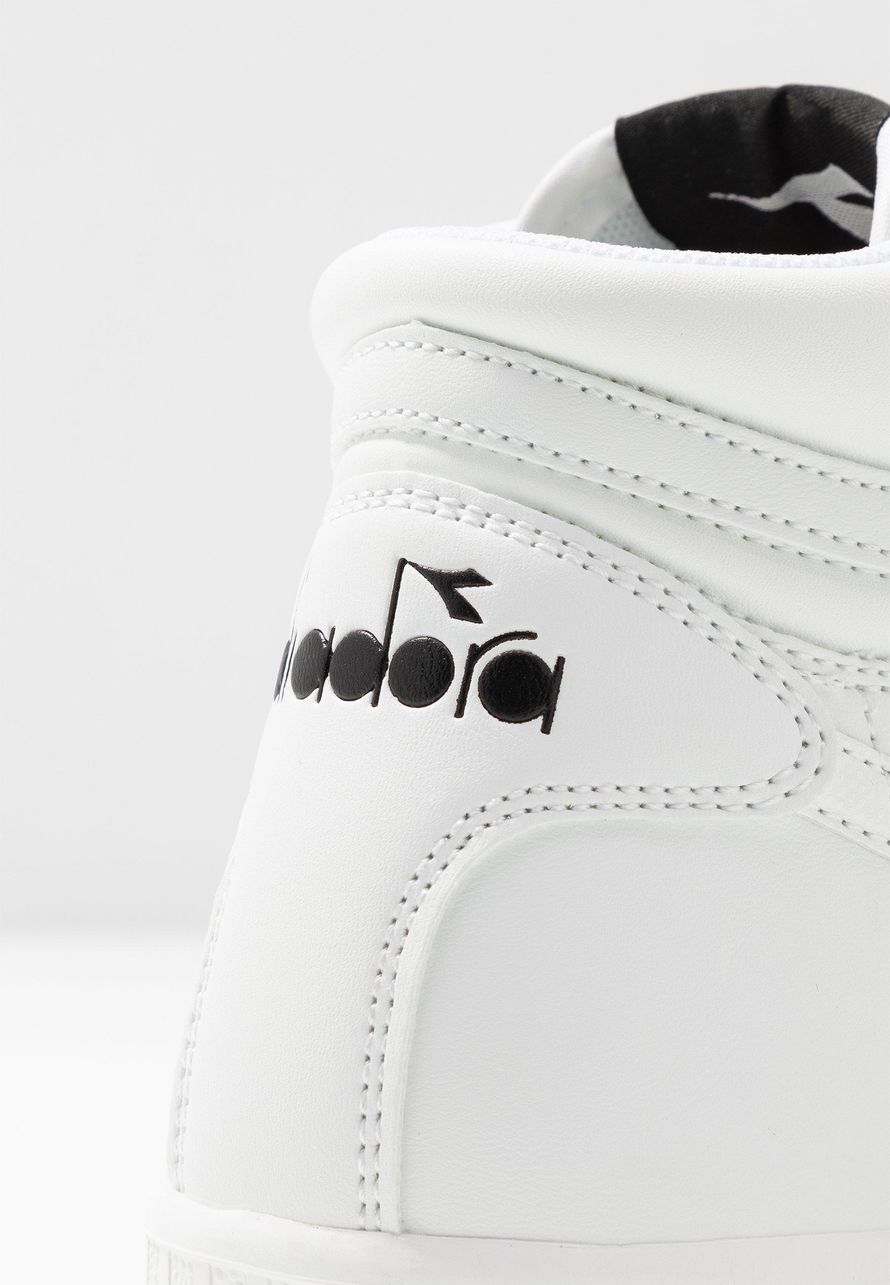Diadora GAME  Sneaker high white/weiß