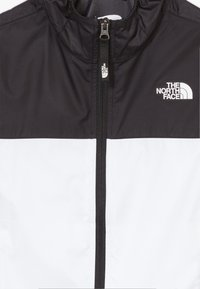The North Face - YOUTH REACTOR - Windbreakers - white/black - 2