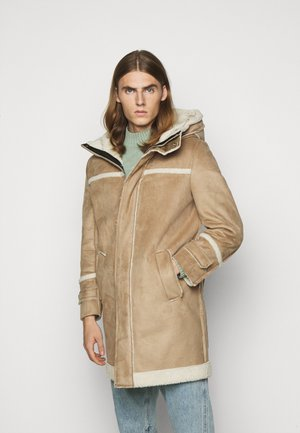 SECSET - Winter jacket - braun