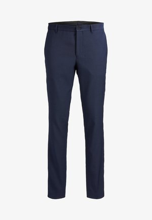 JPRSOLARIS  - Pantalon de costume - dark navy