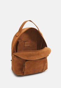Even&Odd - LEATHER - Rucksack - cognac - 2