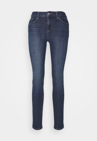 DIVINE - Jeans Skinny Fit - denim blue exciting