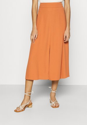 STELLA - A-line skirt - sienna autumn