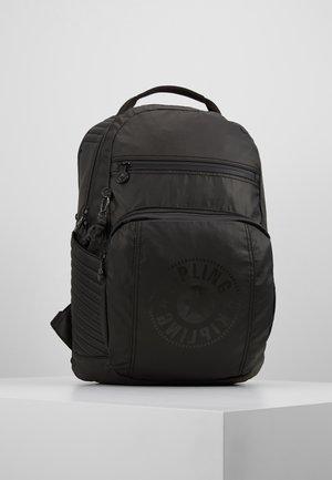 TROY EXTRA SET - Plecak - raw black