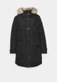 Vero Moda Curve - VMTROK - Winter jacket - black - 4