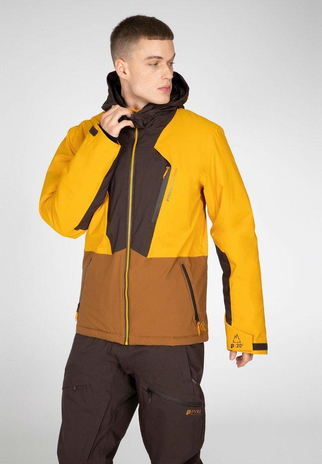 Veste de snowboard - yellow