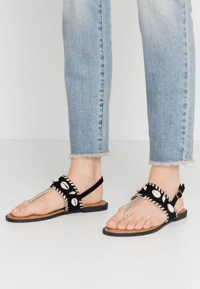 Flip Flops - noir