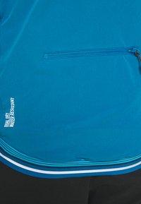 ODLO - JACKET ZEROWEIGHT DUAL DRY - Windbreakers - mykonos blue - 5