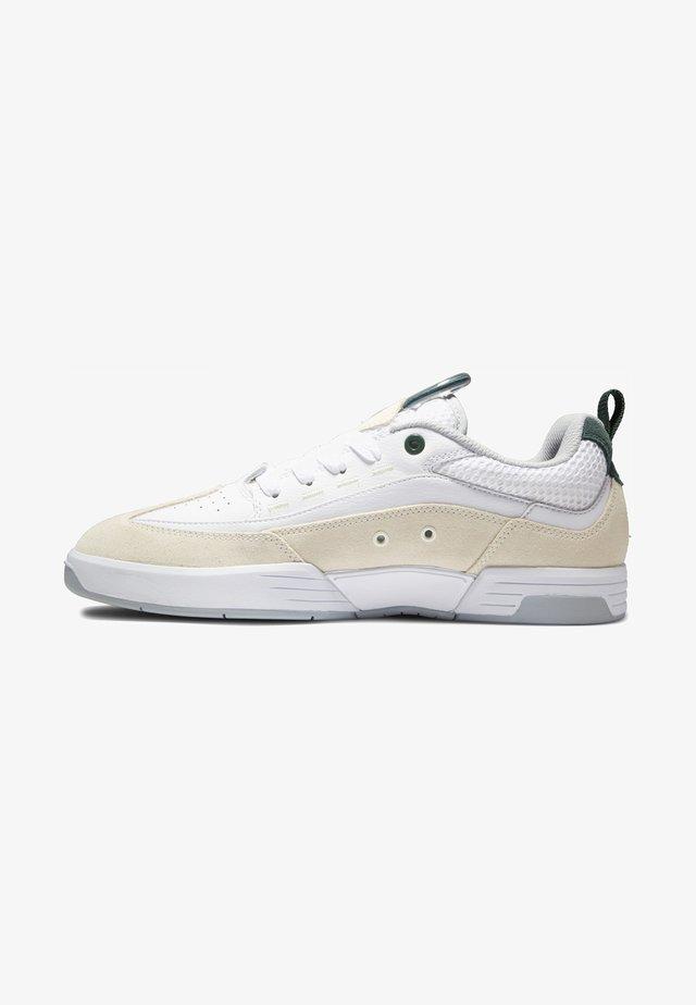 LEGACY 98  - Sneakersy niskie - white/grey/green