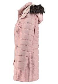 TOM TAILOR - MIT KAPUZE - Winter coat - light pink - 2