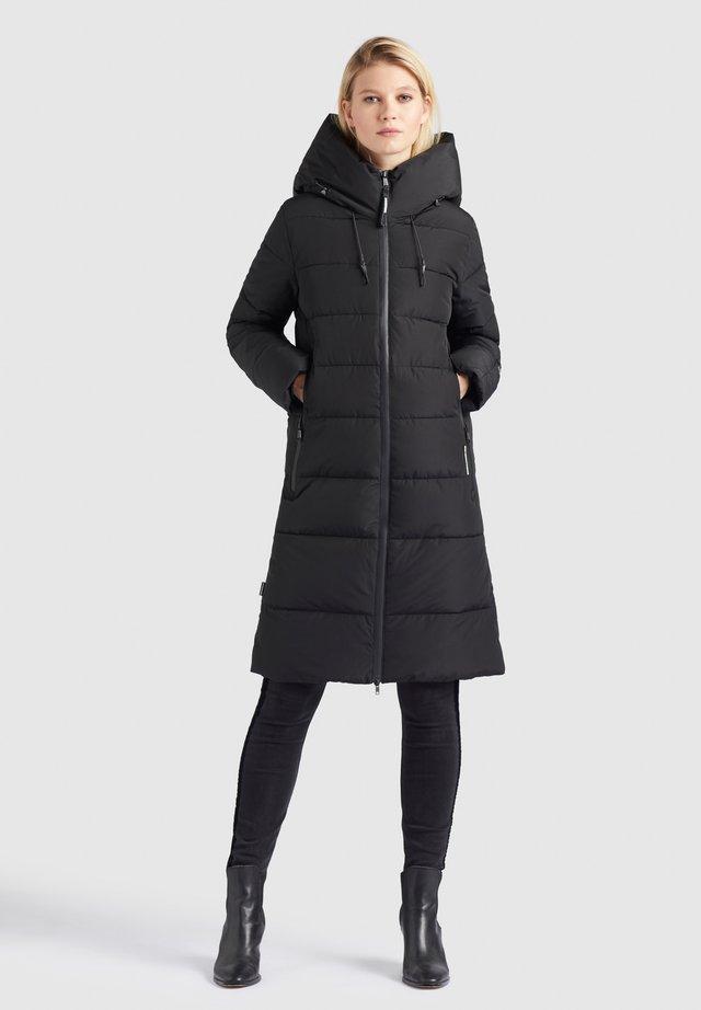 JILIAS - Winter coat - schwarz