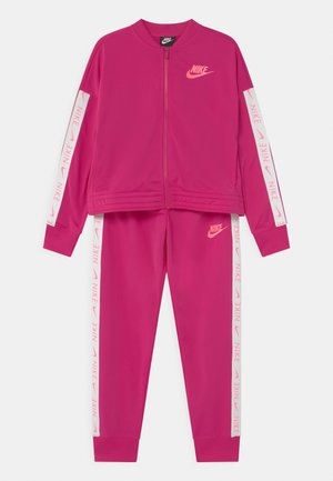 SET - Tracksuit - fireberry/sunset pulse