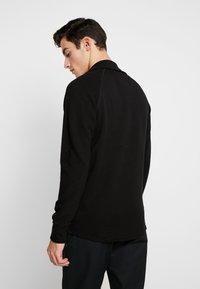 G-Star - JIRGI ZIP - Bluza rozpinana - dark black - 2