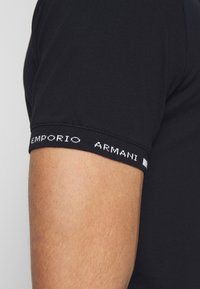 Emporio Armani - Polo shirt - dark blue - 6