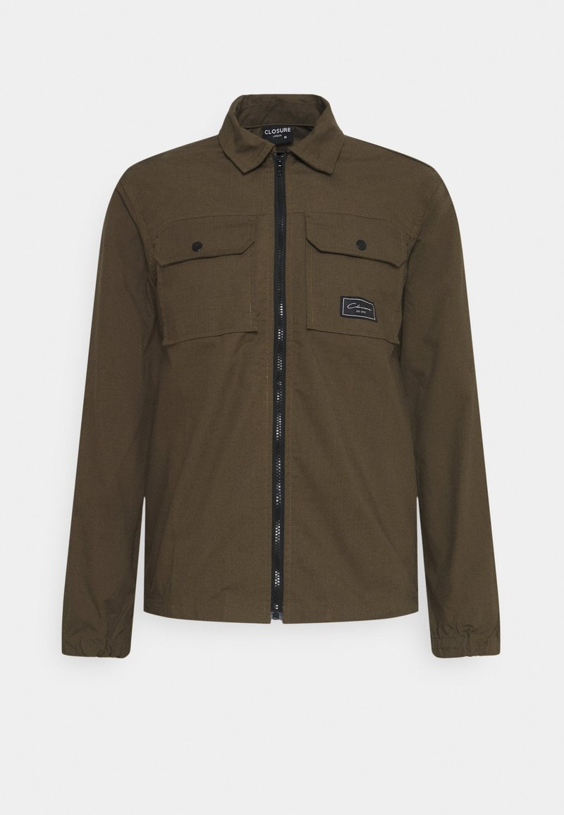 CLOSURE London - UTILITY - Summer jacket - khaki