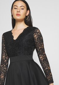 WAL G. - Cocktail dress / Party dress - black - 3