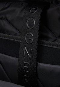 Bogner - KEYSTONE MATTIS BRIEFBAG UNISEX - Laptop bag - black - 5