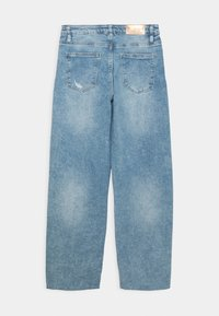OVS - 5 POCKETS STRAIGHT - Straight leg jeans - faded denim - 1