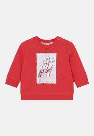 UNISEX - Sweater - full red