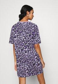 Fila - SATINKA TEE DRESS - Sukienka z dżerseju - lilac - 2