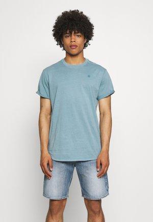 LASH  - T-shirt basique - light bright nickel