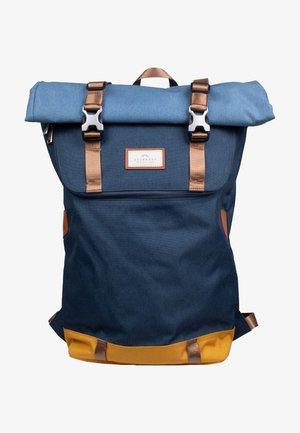Rucksack - washed denim / steel blue