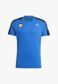 adidas Performance - SPACE TEE M - Sports shirt - fooblu - 5
