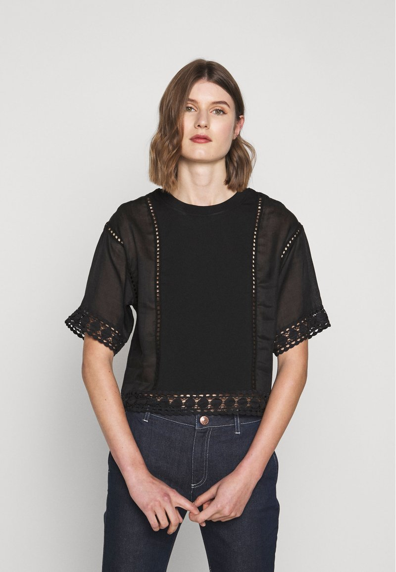See by Chloé - Blouse - black