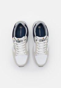 Lumberjack - AUSTIN - Sneakers basse - offwhite - 3