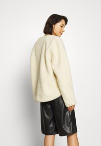 Samsøe Samsøe - GERDA JACKET - Winter jacket - warm white - 2