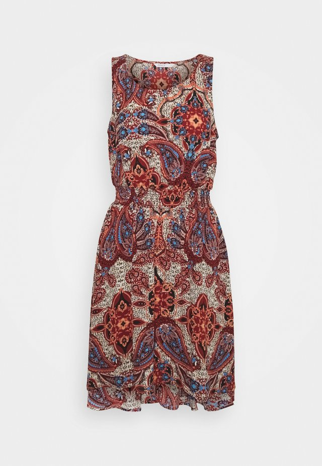 ONLRUTH SMOCK DRESS - Sukienka letnia - campanula