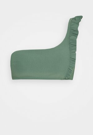 AMAZONE BANDEAU - Bikiniöverdel - kaki