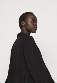 Bruuns Bazaar - HYACINTH JASLENE DRESS - Shirt dress - black - 5