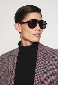 MCM - Sunglasses - charcoal black - 1