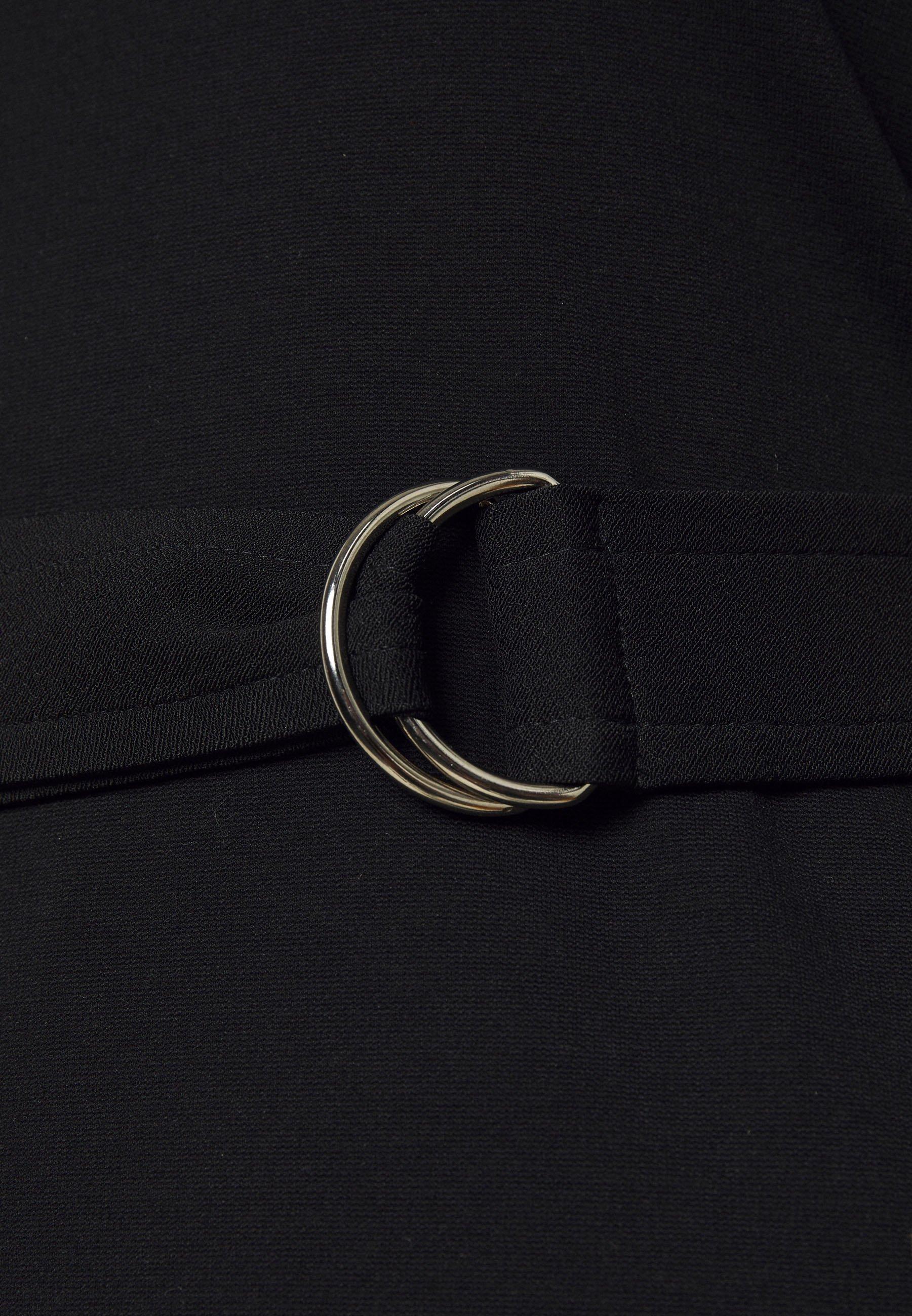 Order Women's Clothing Marimekko KALEET DRESS Jersey dress black SzflEFBzW