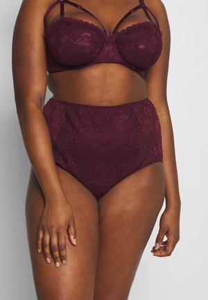 AUDREY BRIEF - Briefs - truffle