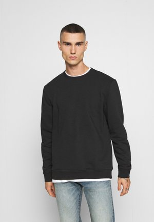 ONSVINCENT CREW NECK - Sweatshirts - solid black