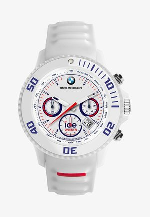 Chronograph watch - wit